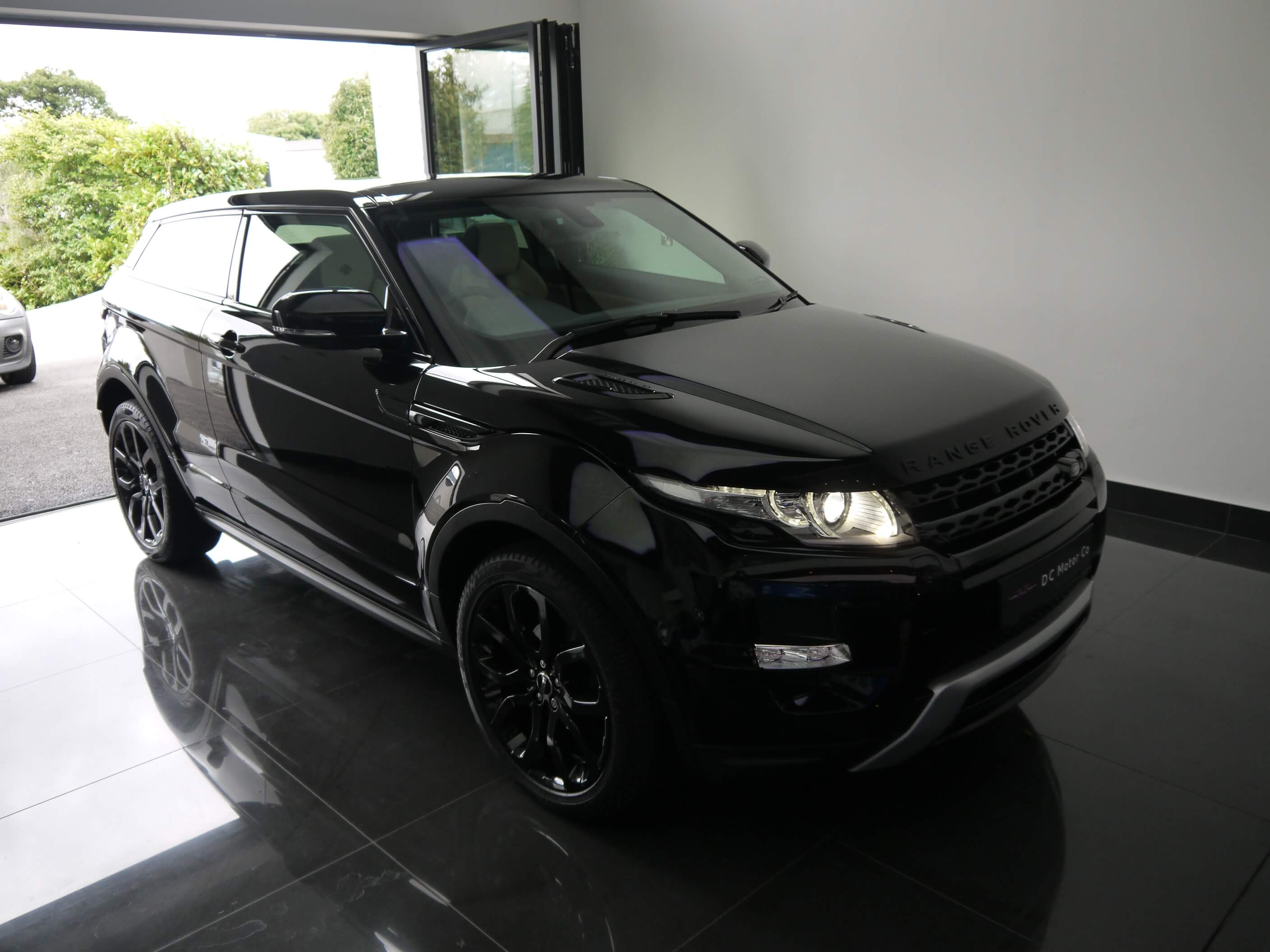 Evoque Panramic Roof Range Rover Evoque Glass Roof This